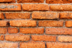 old-red-brick-wall