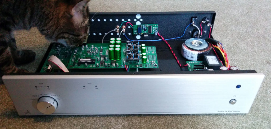 DAC MK 5 with Berkeley
